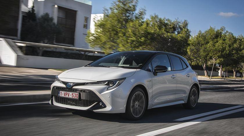 Toyota Corolla é o carro do ano