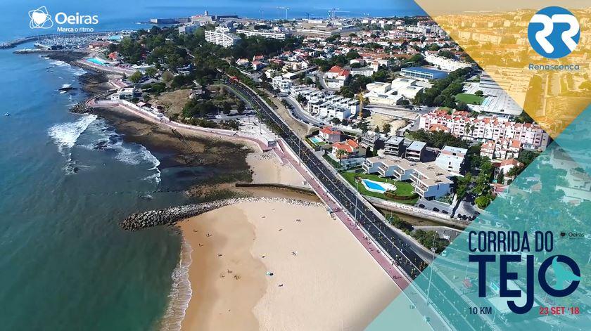 Em Setembro, Oeiras recebe a Corrida do Tejo. Participe