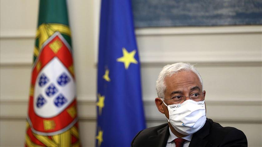 """Costa avisa que Portugal não pode falhar o alvo com """"bazuca"""" de dinheiros europeus"""