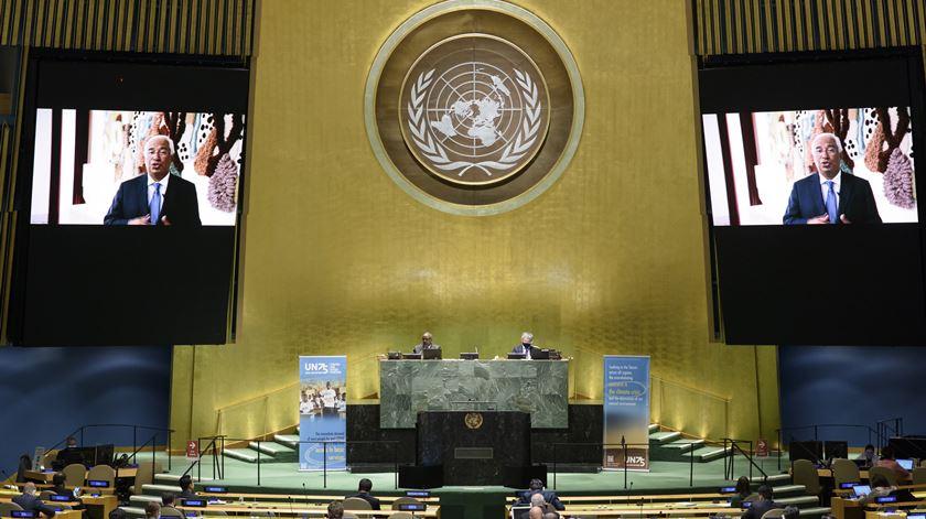 Portugal insiste no alargamento do Conselho de Segurança ao Brasil, Índia e África