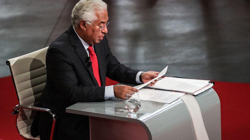 """PS é o grande adversário da esquerda? """"Espero que o Bloco reveja a posição"""", diz Costa"""