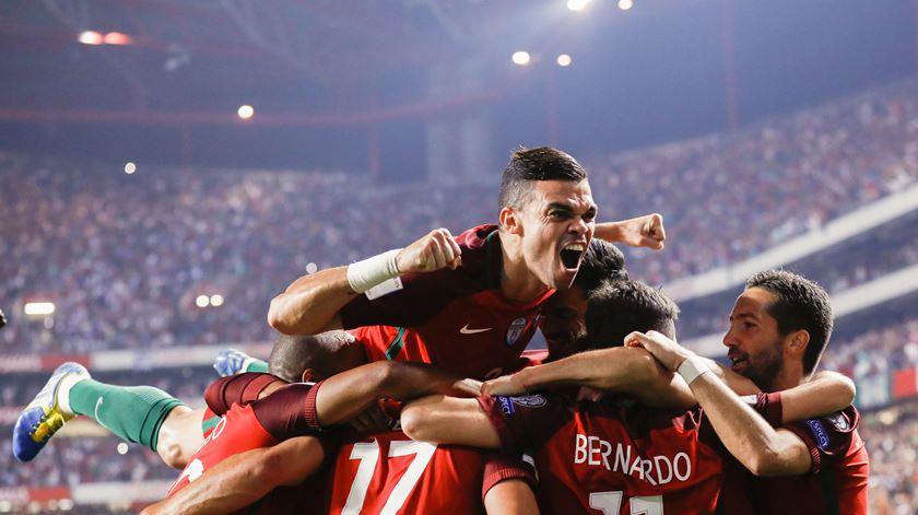 Portugal continua no pódio mundial