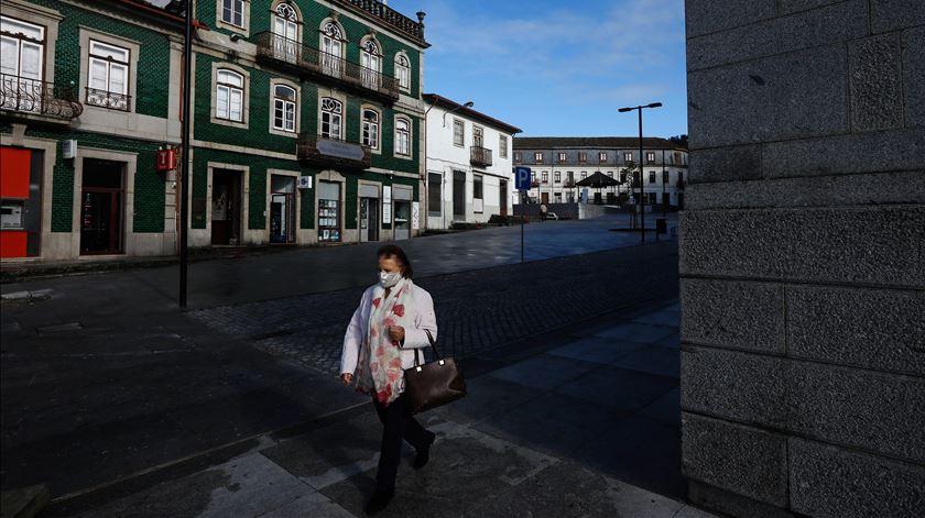 Porto e Paços de Ferreira são os concelhos com maior aumento de casos de Covid-19 no Norte do país. Foto: José Coelho/Lusa