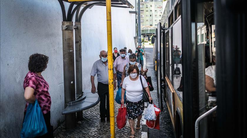 Oficial: Fim do estado de calamidade em freguesias da região de Lisboa