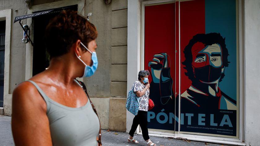 Espanha com 1.772 novos infetados nas últimas 24 horas
