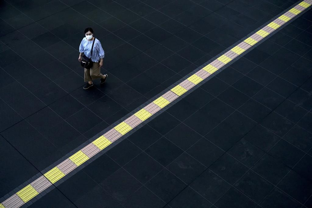 Kyoto, Japão. Foto: Dai Kurokawa/EPA