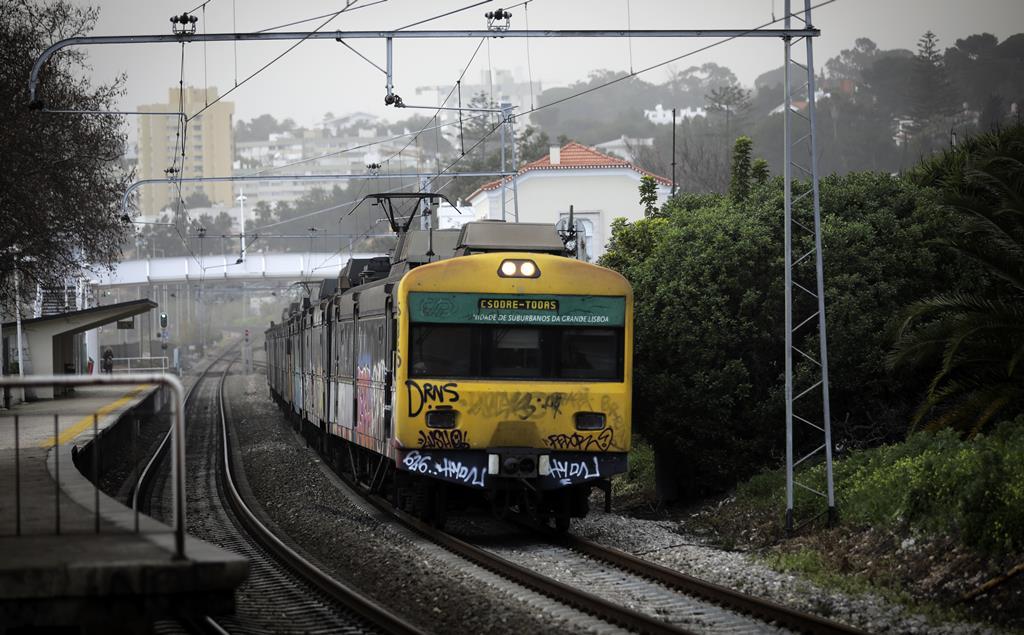 Comboios foram ajustados à procura, diz CP. Foto: Joana Gonçalves/RR