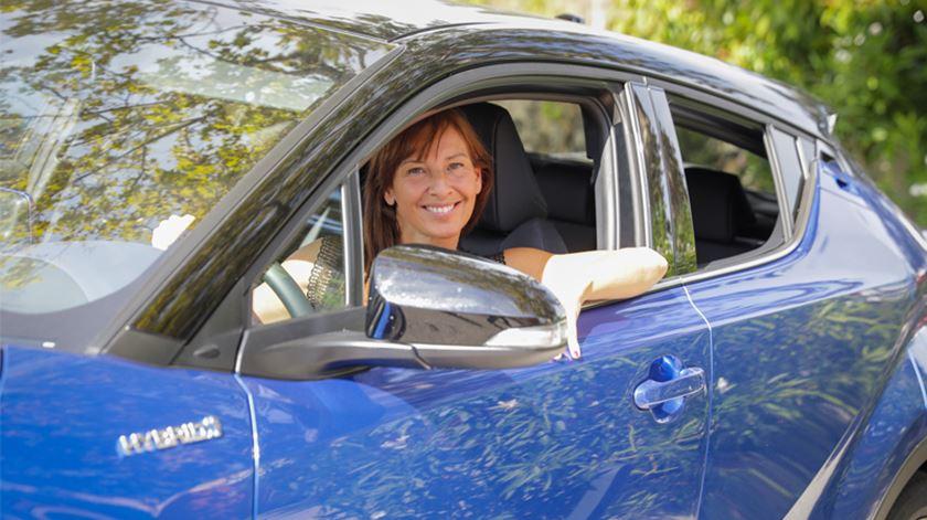 Toyota RAV4 ou C-HR? Qual será o híbrido favorito da Ana Galvão?