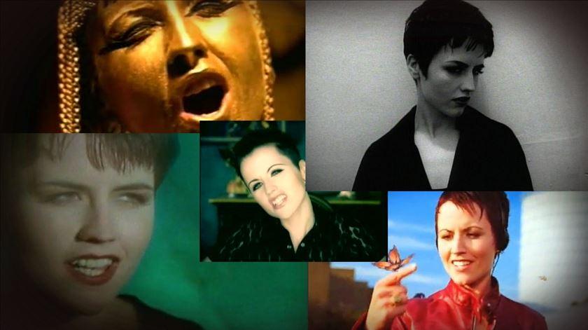 Sete canções dos Cranberries que Dolores O