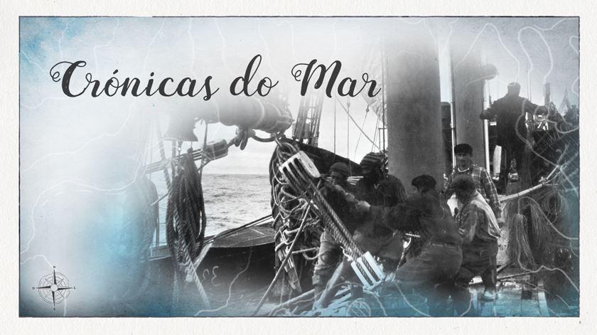 Crónicas do Mar VI - Mergulho na história