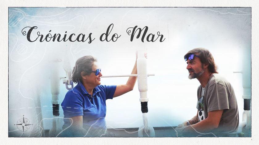 Crónicas do Mar IX - Tempos e espaços
