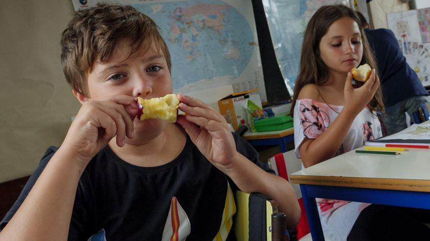 """Fruta ao pequeno almoço? É preciso """"educar o paladar"""""""