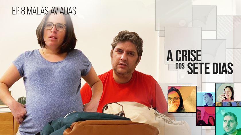 Malas aviadas - A Crise dos Sete Dias