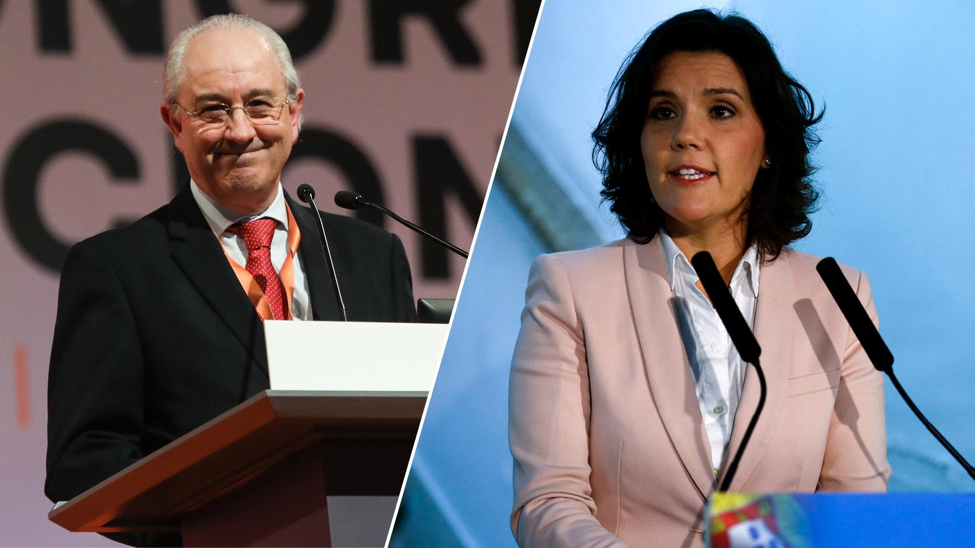 Centeno apresenta Programa de Estabilidade 2018-2022 às 19h30
