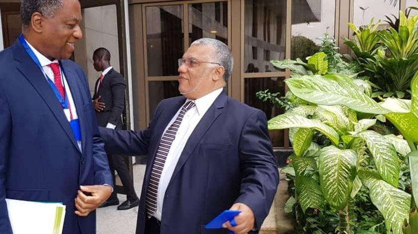 Ministro cabo-verdiano encontrado morto no gabinete