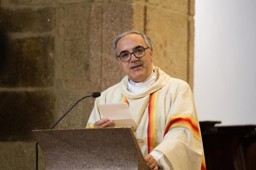 """""""A Igreja é uma realidade comunitária, a Igreja é encontro, é assembleia, é convocação."""" Foto: António Carvalho"""