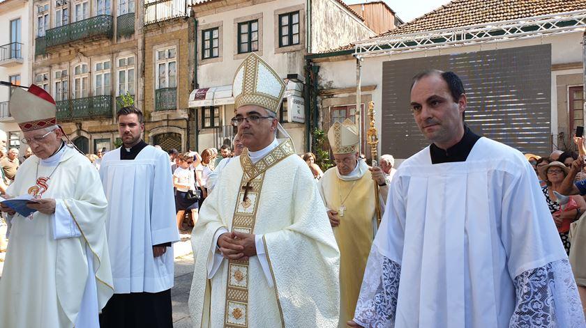 D. António Augusto. Foto: Olímpia Mairos/RR