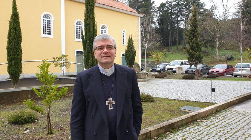 """D. José Cordeiro. """"Corramos o risco de ser eucaristia. Assumamos o desafio"""""""