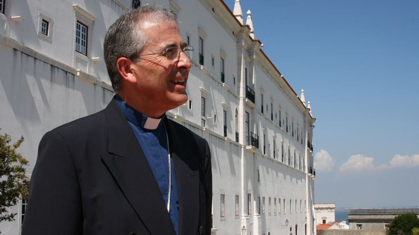 D. José Traquina diz que os ricos e poderosos têm medo da civilização do amor. Foto: Patriarcado de Lisboa