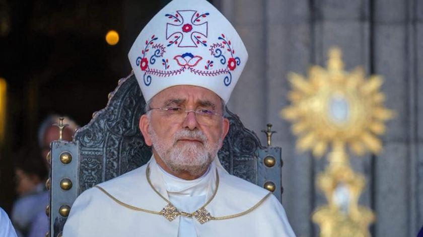D. Anacleto Oliveira, bispo de Viana do Castelo, morreu esta sexta-feira num acidente de viação na A2. Foto: Diocese de Viana