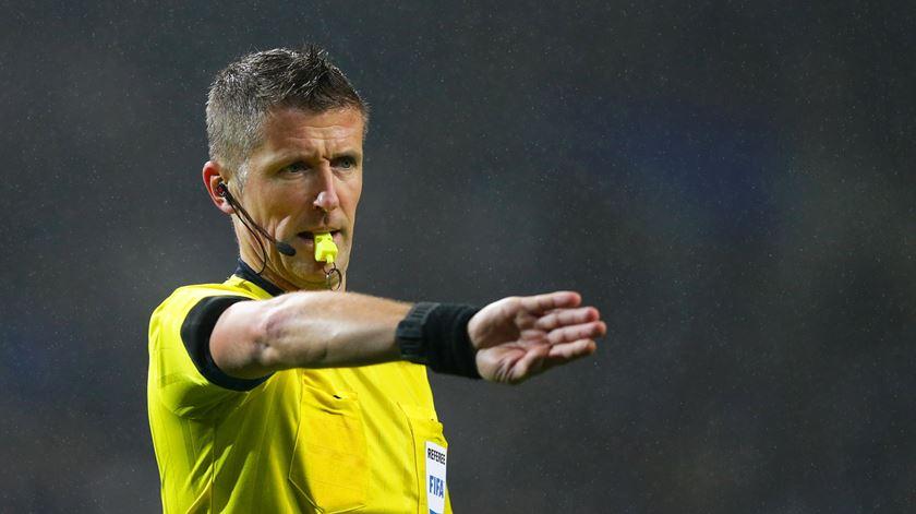 Italiano Daniele Orsato é o árbitro da final da Liga dos Campeões