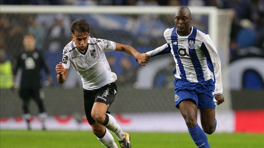 Em directo. FC Porto-Vitória de Guimarães