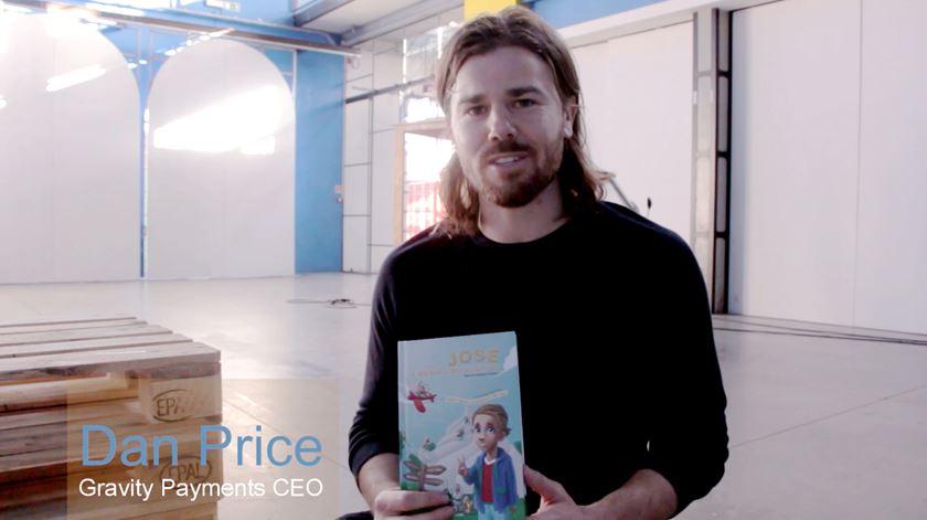 Dan Price - vídeo sobre livro infantil