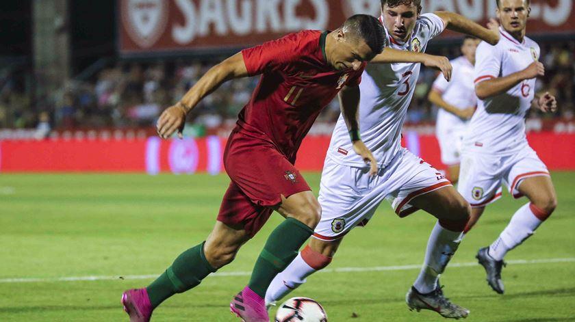 FC Porto prepara proposta por Dany Mota