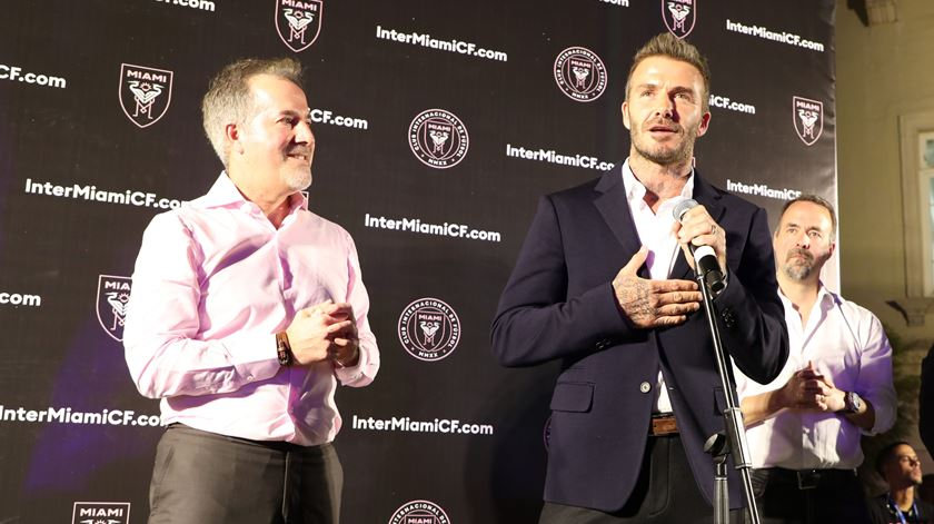 Clube de Beckham estreia-se na MLS contra o LA Galaxy