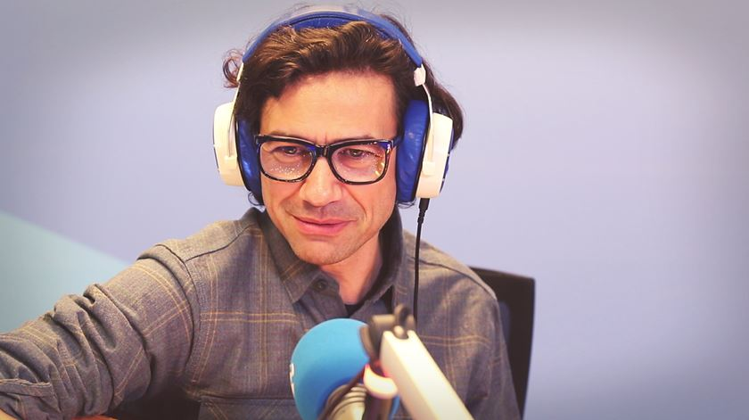"David Fonseca: ""All I Want For Christmas Is You"" ao vivo na Renascença"