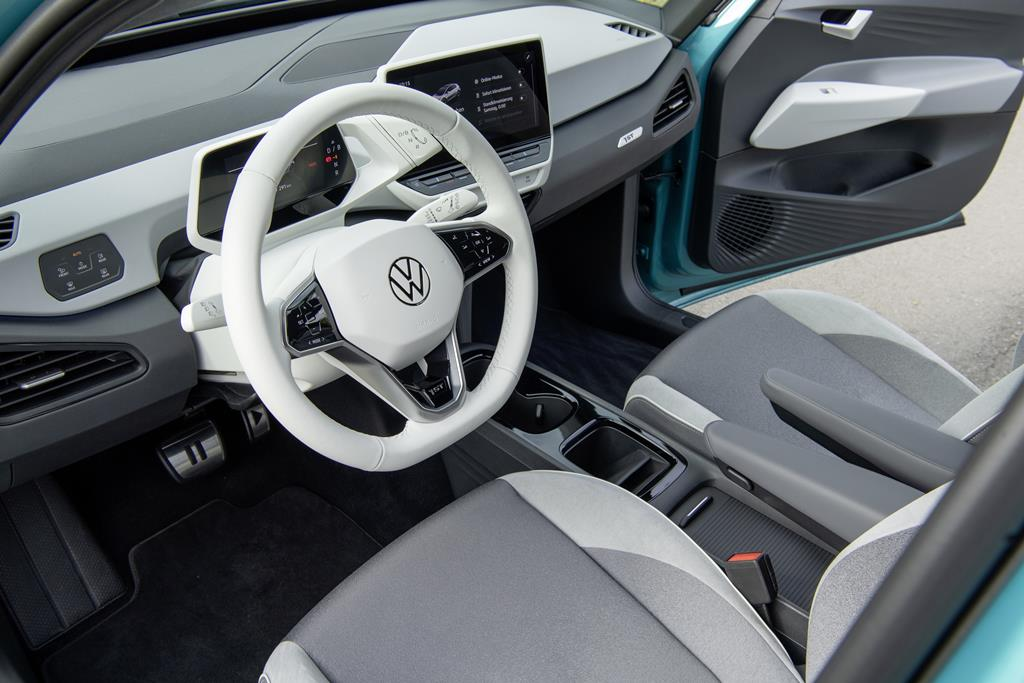 VW ID.3 Foto:VW
