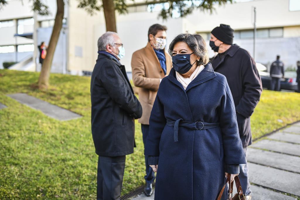 Ana Gomes voltou a criticar a constituição de um Governo Regional nos Açores com o apoio do Chega. Foto: Pedro Pina/RTP