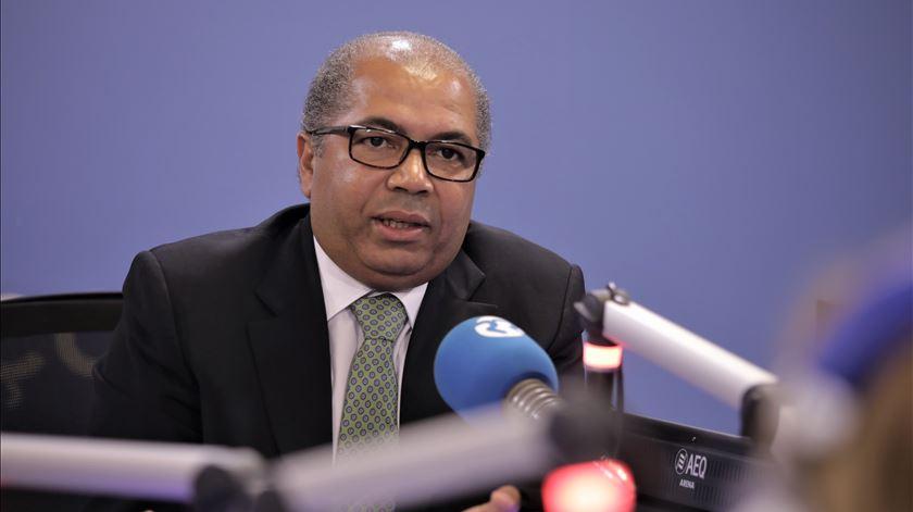 """Hélder Amaral sofreu racismo no Parlamento Europeu. """"Acharam que era empregado de mesa"""""""