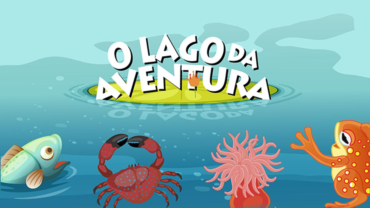 O Lago da Aventura regressa em 2021!