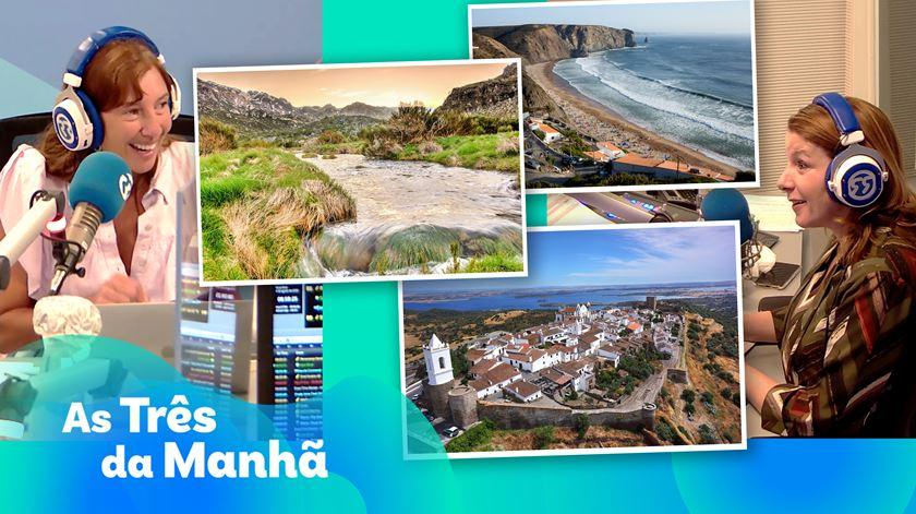 Queremos conhecer Portugal, ajuda-nos?