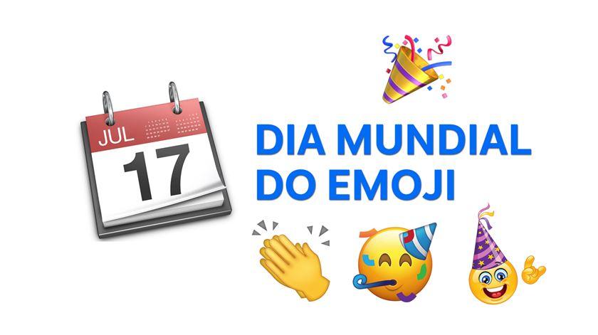 Ainda podemos viver sem eles? Feliz Dia Mundial do Emoji