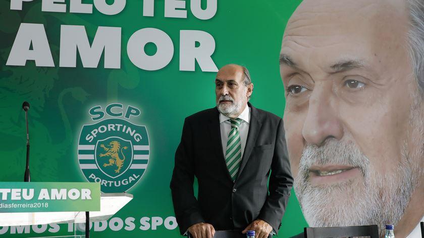 Dias Ferreira internado com Covid-19