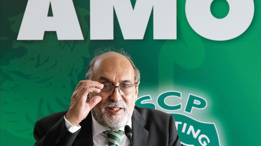 Dias Ferreira tem suspeitas. Foto: António Cotrim/Lusa