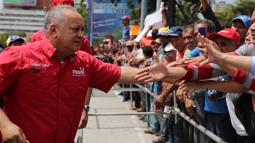 Presidente da Assembleia Constituinte da Venezuela testou positivo