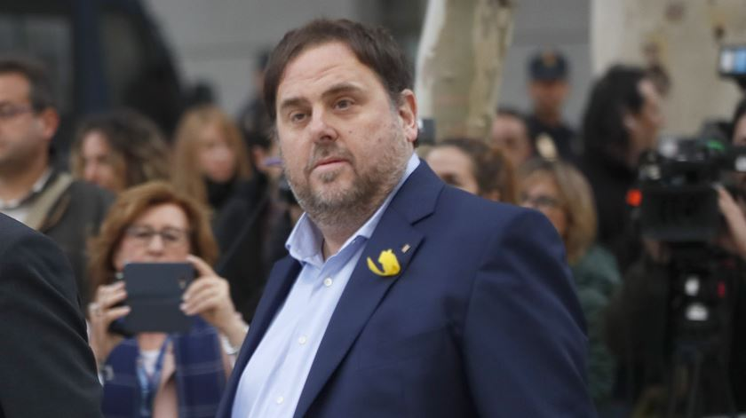 Covid-19. Independentista catalão pede ajuda à ONU
