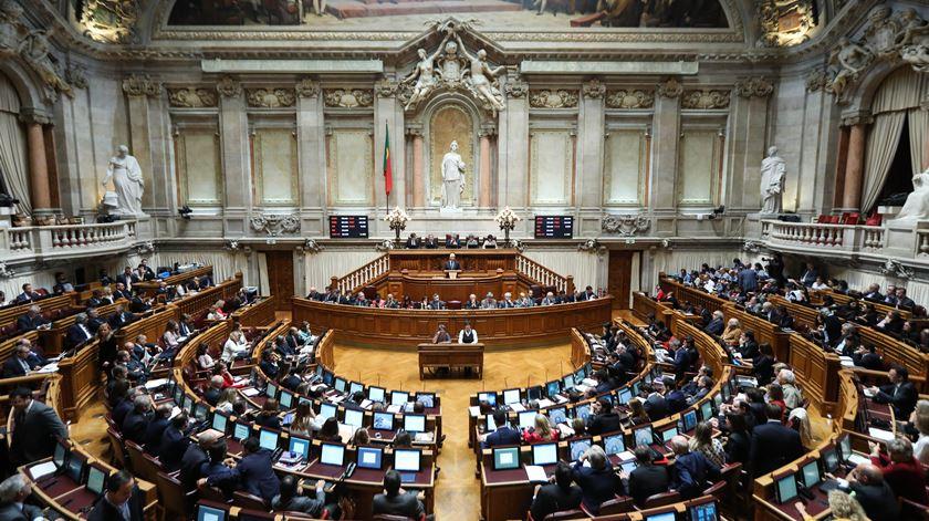 Arranca o Parlamento com mais partidos de sempre