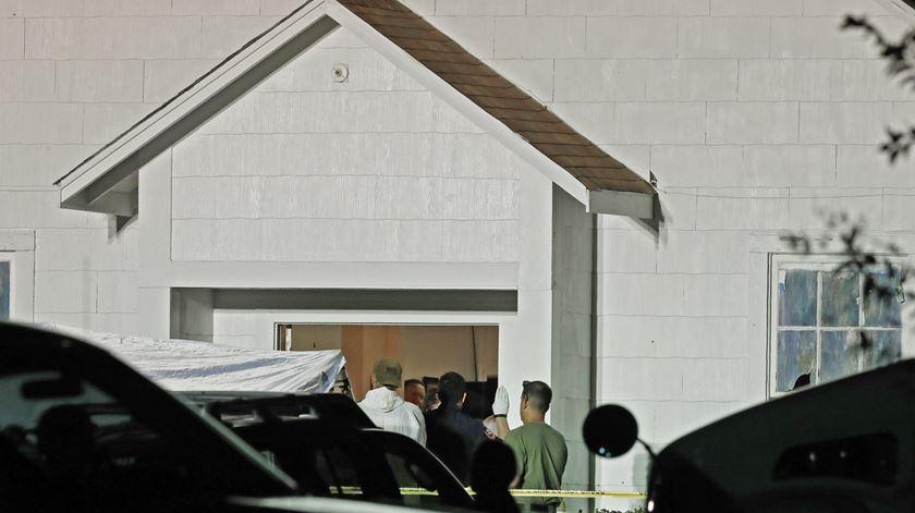 Tiroteio em igreja no Texas faz pelo menos 26 mortos