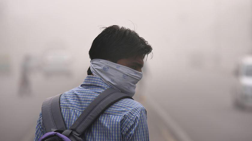 Mundo precisa de reduzir 50% do CO2 nos próximos 12 anos