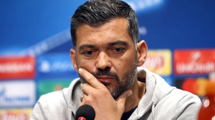 Sérgio só não quer ver o FC Porto da Vila das Aves