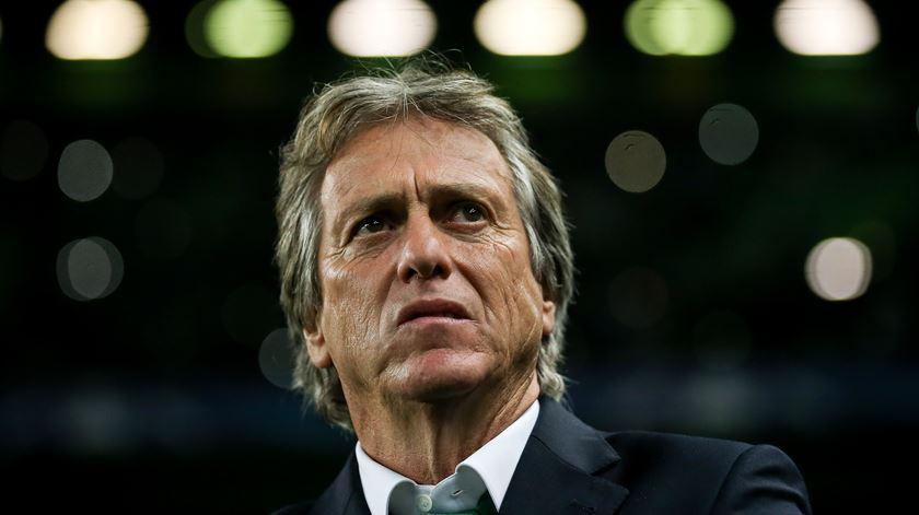 """Benfica fora da Europa. Jesus já passou por """"isso"""" e ganhou """"tudo em Portugal"""""""