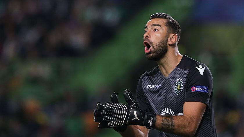 Patrício rescindiu com o Sporting e assinou pelo Wolverhampton. Foto: José Sena Goulão/Lusa