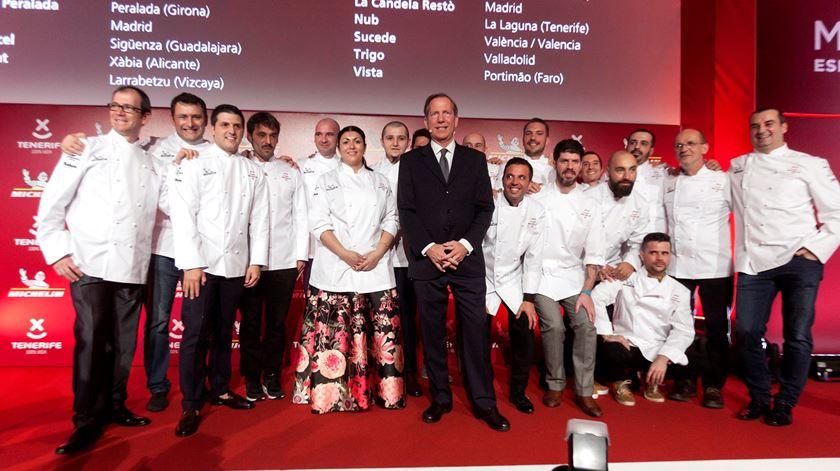 Há duas novas estrelas Michelin em Portugal
