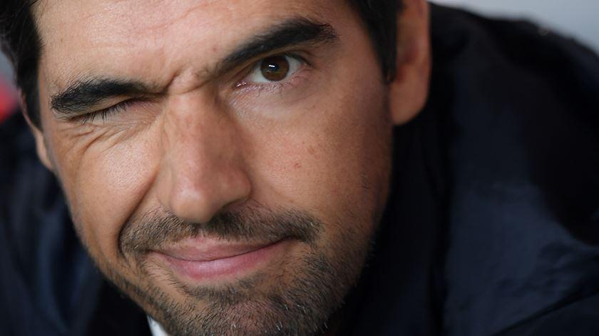 """Abel garante que o melhor do Braga """"está para chegar"""""""