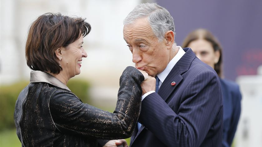 """Marcelo: """"divergência"""" entre BE e Governo não põe em causa """"estabilidade"""""""