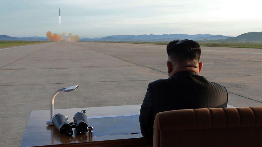 O risco de guerra nuclear
